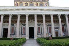 Rom; St.Paul vor den Mauern