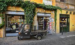 ROM   - Via dei Banchi Vecchi -