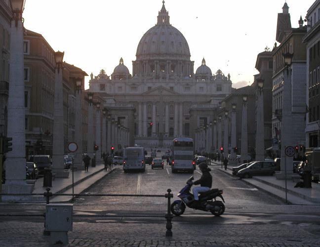 Rom, Via della Conciliazione 2