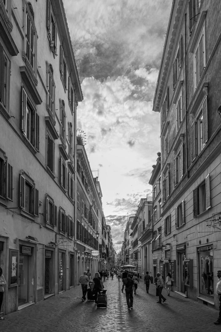 Rom, Via Frattina