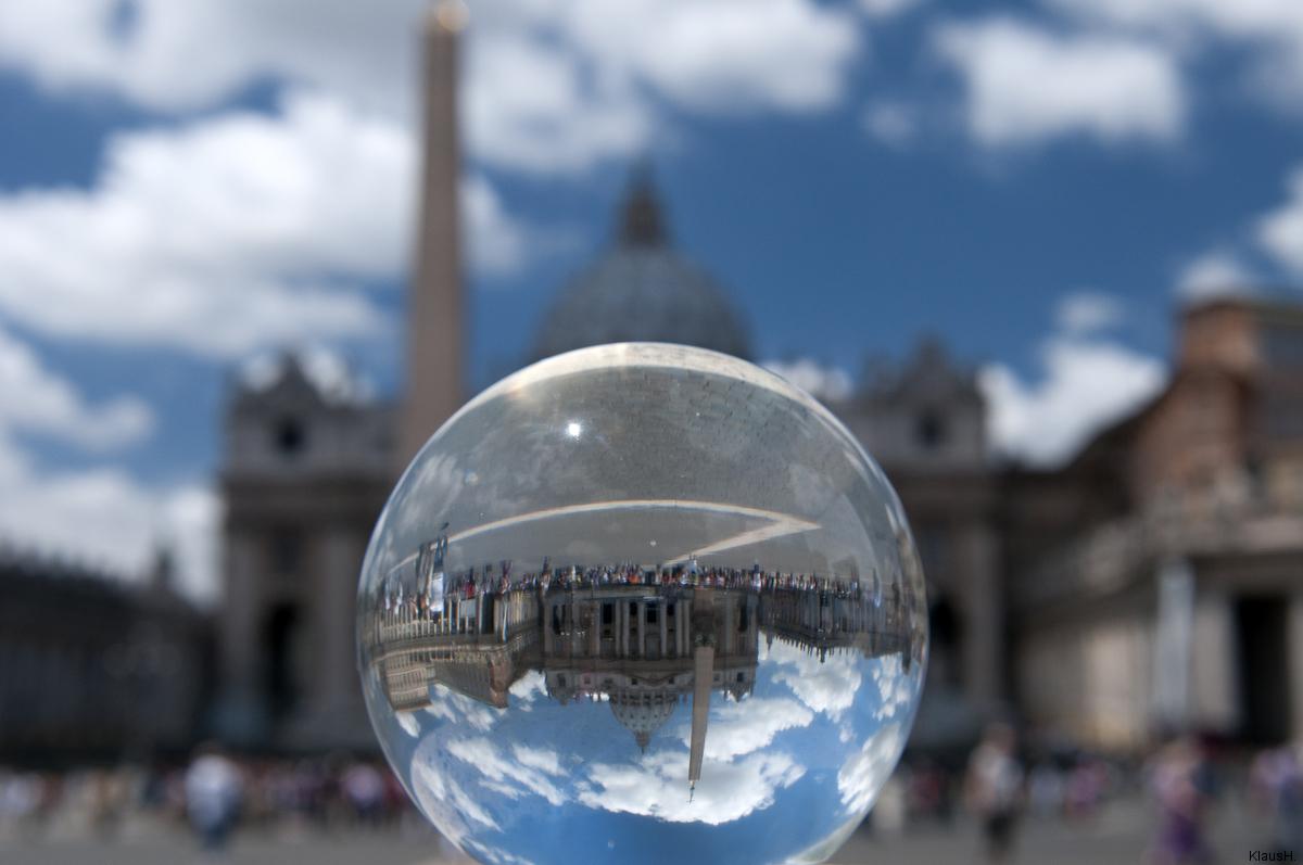 Rom VII - Petersdom, ...