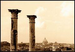 Rom, vom Forum Romanum