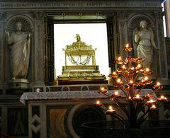 Roma: cadenas de San Pedro