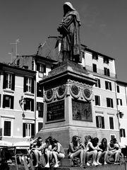 Roma Campo dei Fiori