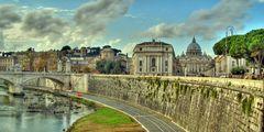 Roma e il vaticano...
