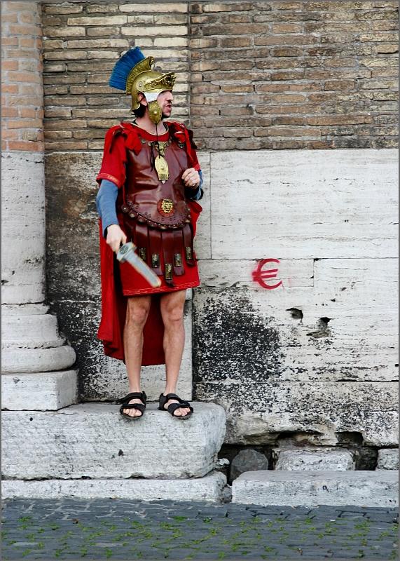 Roma: Euro-Legionär