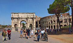 ROMA - Kolosseum -