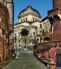 Roma - La Sinagoga