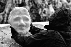 """Roma: """"L'uomo senza volto"""""""