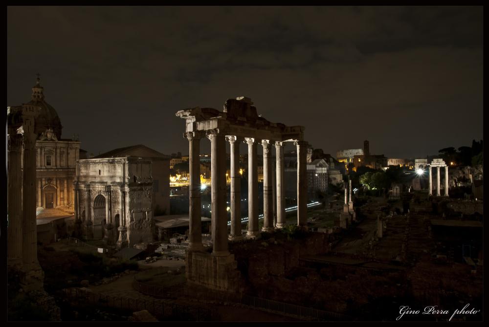 ... Roma mia.... ma quanto te amo !!!