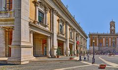 ROMA - Piazza del Campidoglio -
