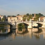 Roma - Ponte Vittorio Emanuele II