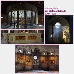 Roma · San Stefano Rotondo III