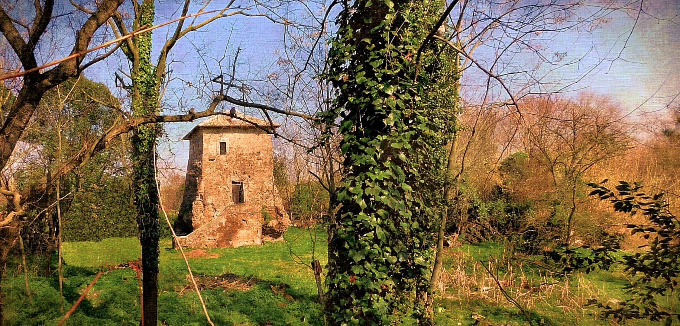 Roma segreta: la Torre del Giudizio