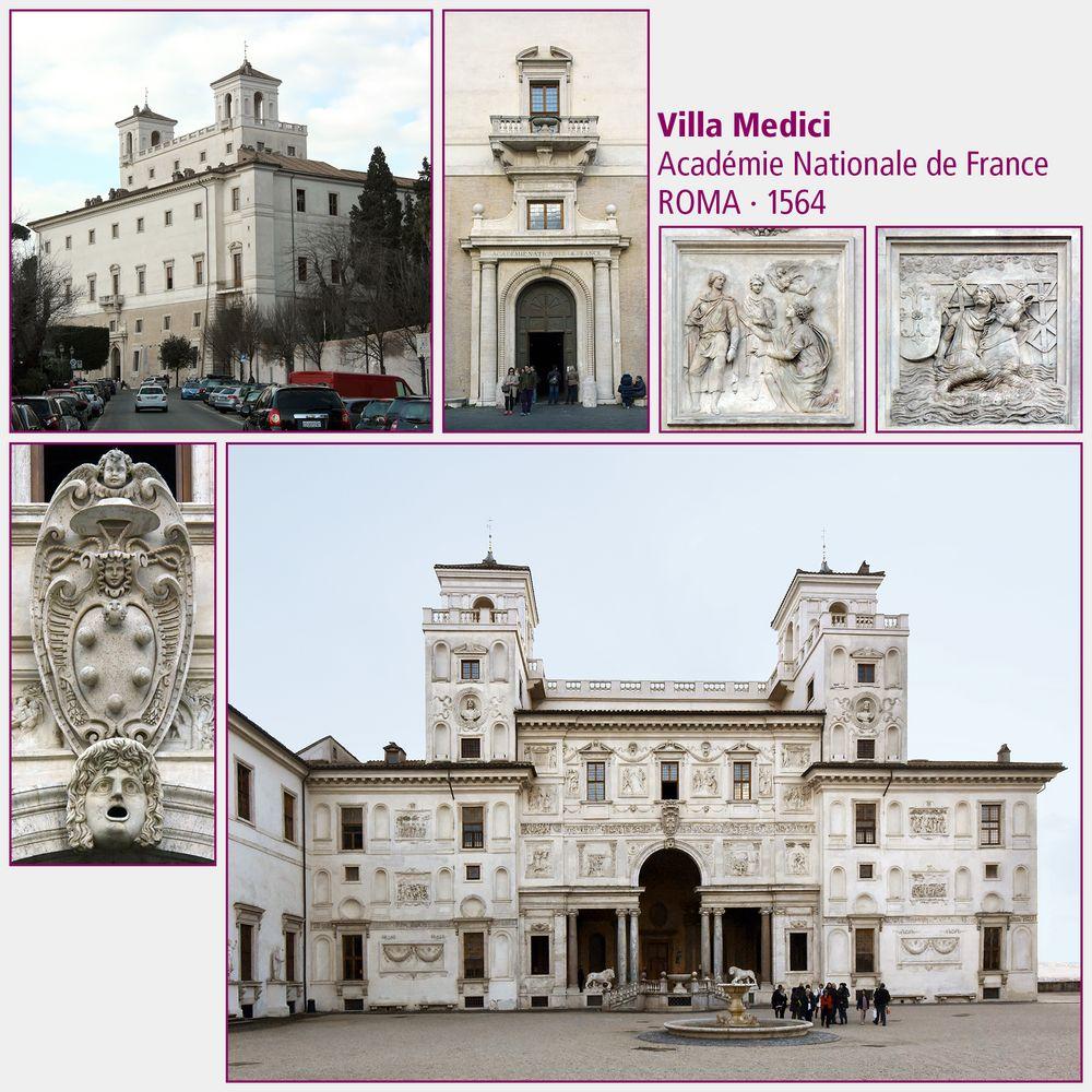 Roma · Villa Medici I