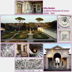 Roma · Villa Medici II