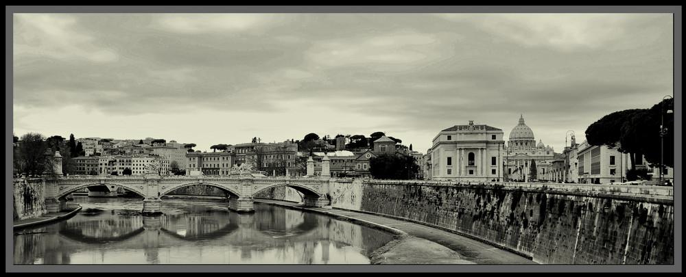 Roma.Dicembre