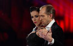 Roman Karachevtsev&Katerina Tsybrova mit dem Tango Argentino