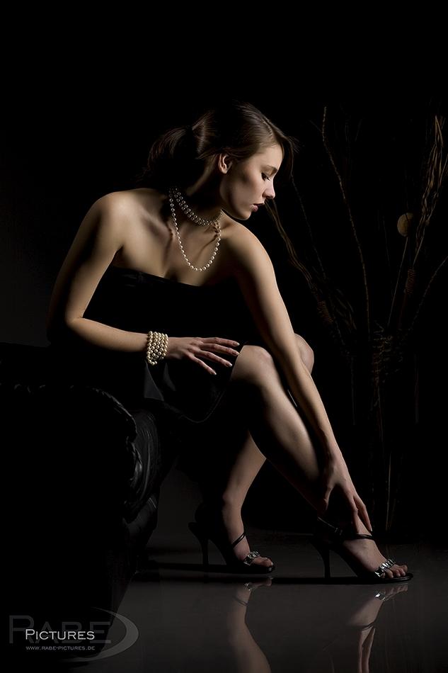 romance in the dark...