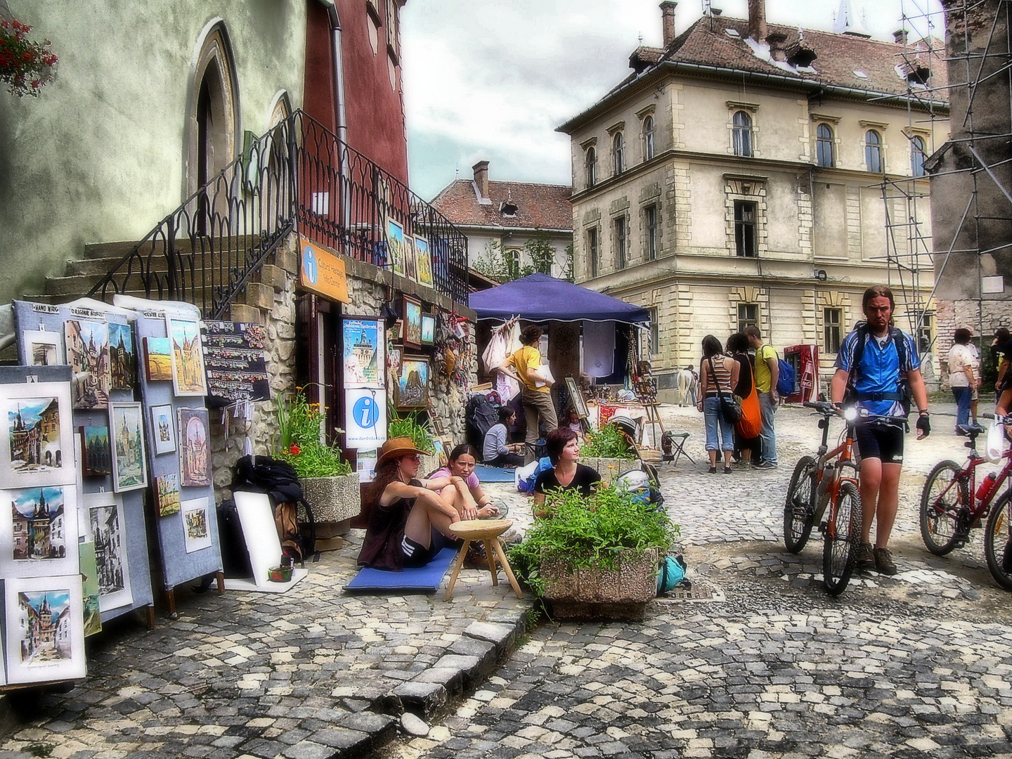 Romania - Sighisoara