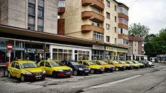 Romania Taxi - Hateg