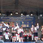 Romanian Folk Festival am Vatra Dornei-Rumänien