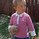 Romanian orphan