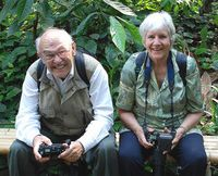 Romano und Therese Cotti-Gubler