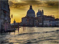 Romantic Morning in Venice.....