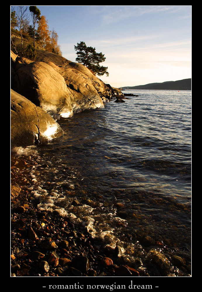 romantic norwegian dream