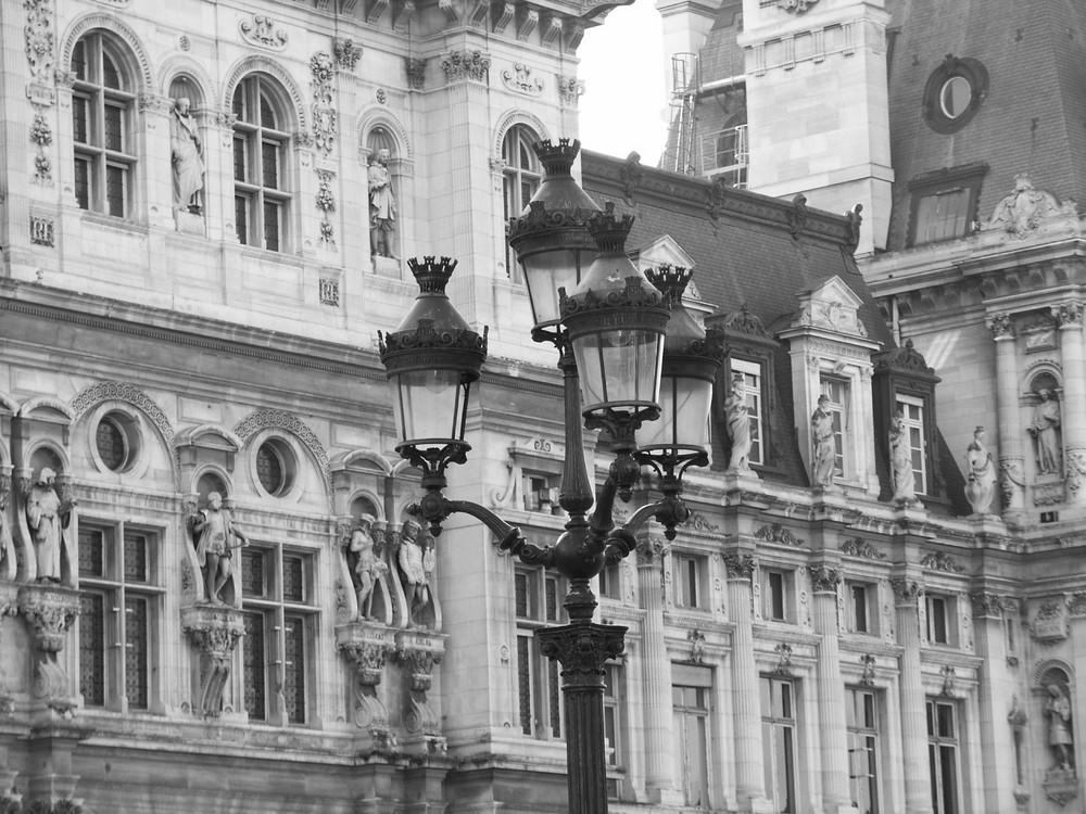 Romantica Parigi