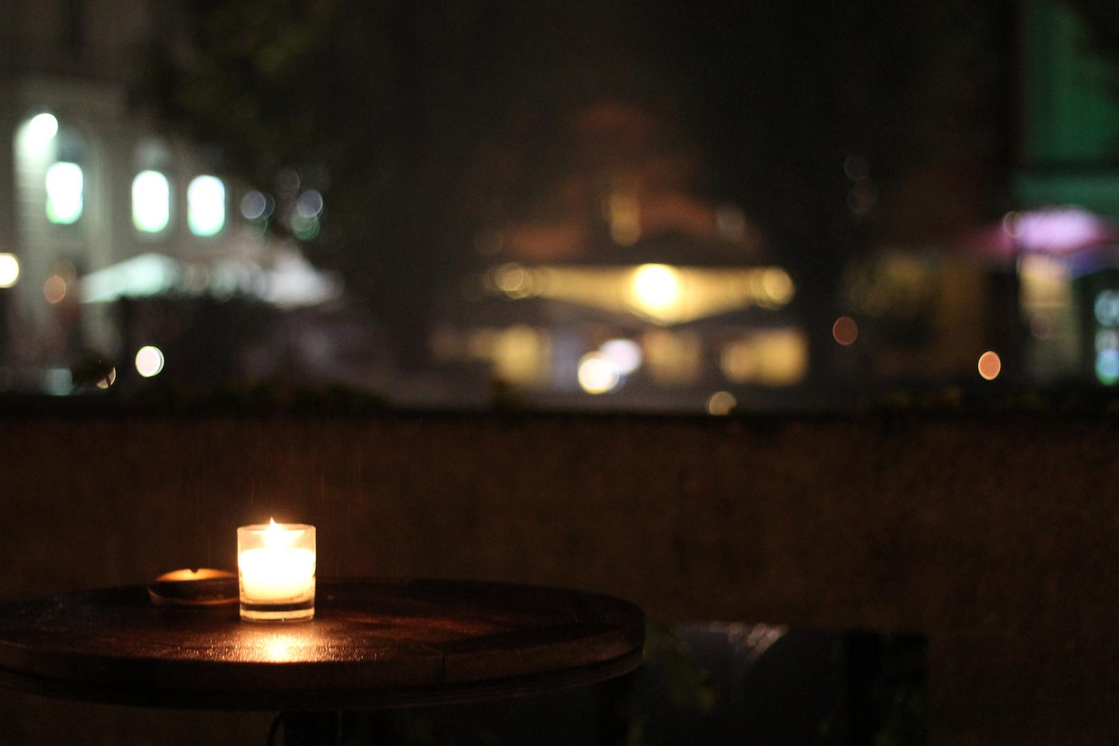 Romantik am Fluss
