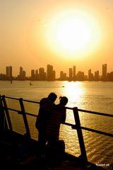 Romantik auf dem Aida Schiff Cartagena