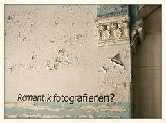 Romantik fotografieren?