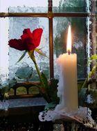 Romantik - im Kerzenlicht