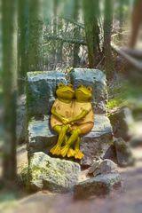 Romantik im Wald