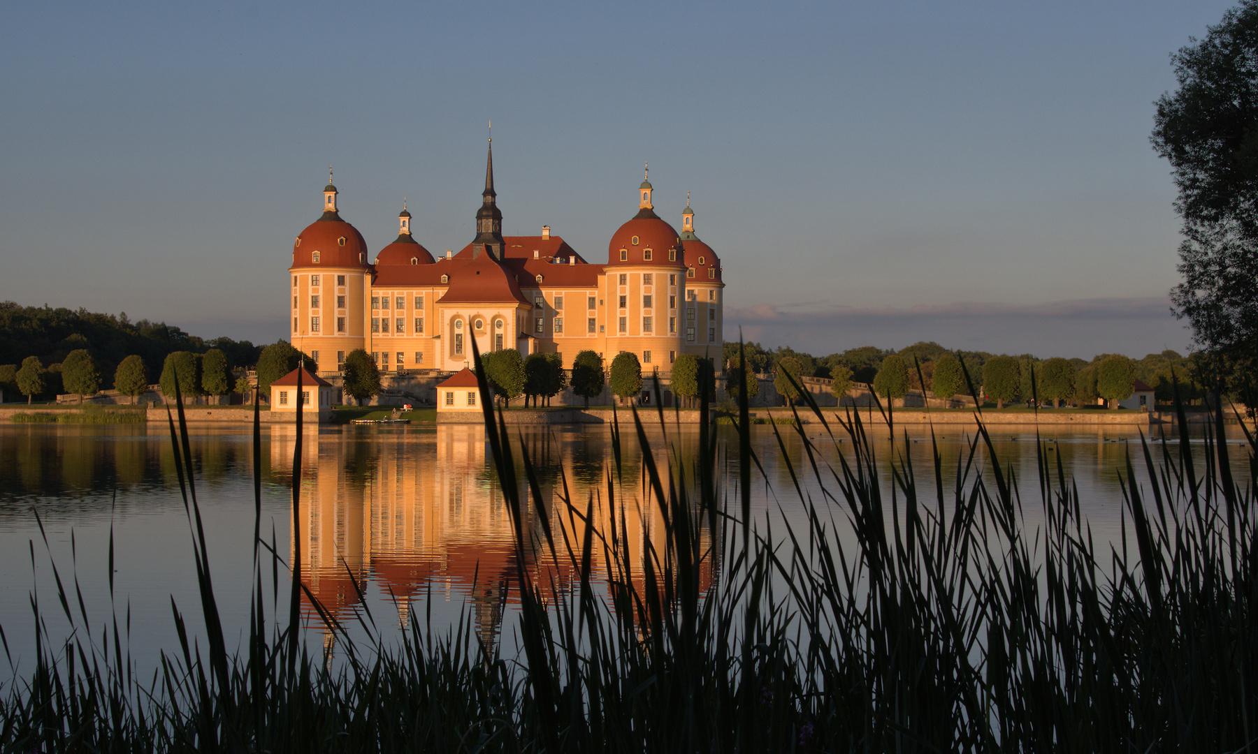 Romantik Schloss