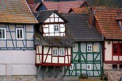 Romantische Fassade