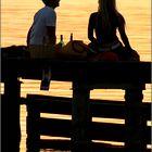 romantischer Abend am Ammersee I