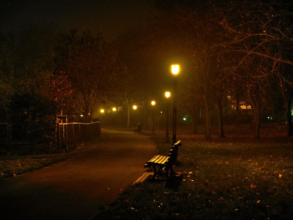 romantischer Heimweg