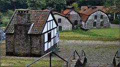 Romantisches Dorf in Hagen
