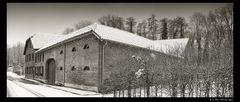 Romersmühle im Winter