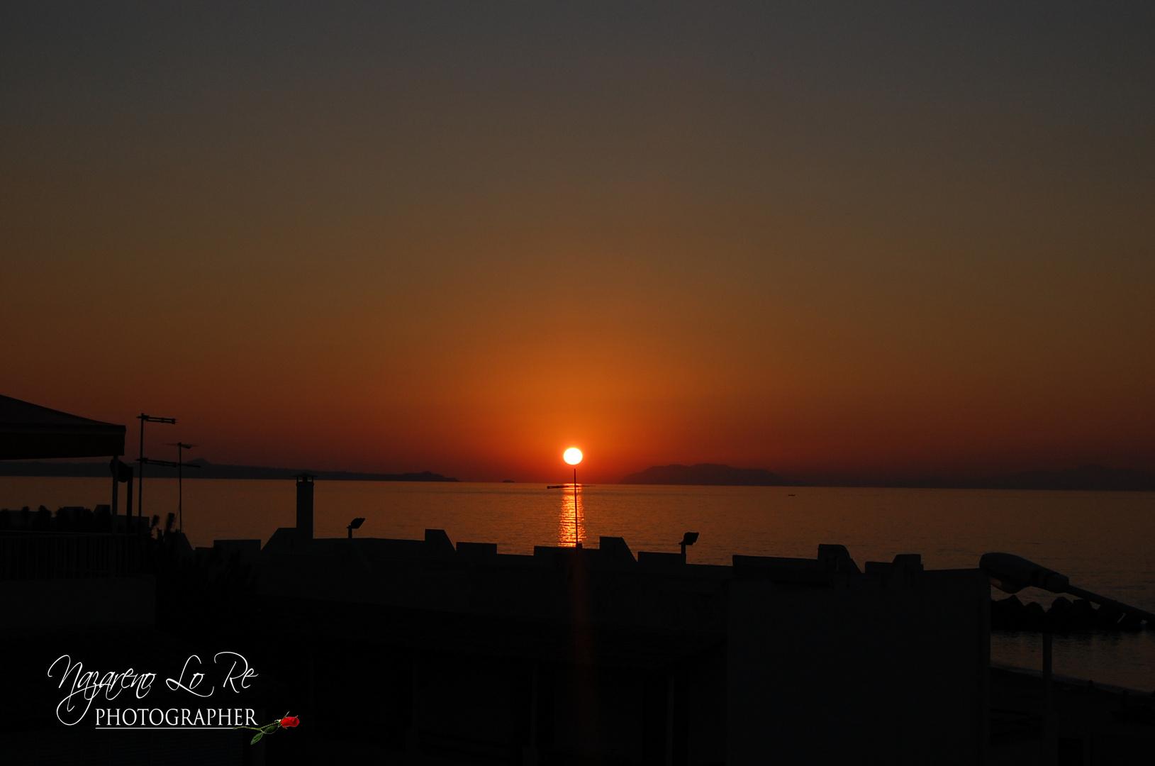 Rometta's Sunset