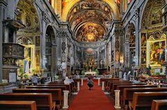 Roms prachtvolle Kirchen