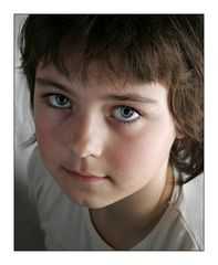 Romys Augen