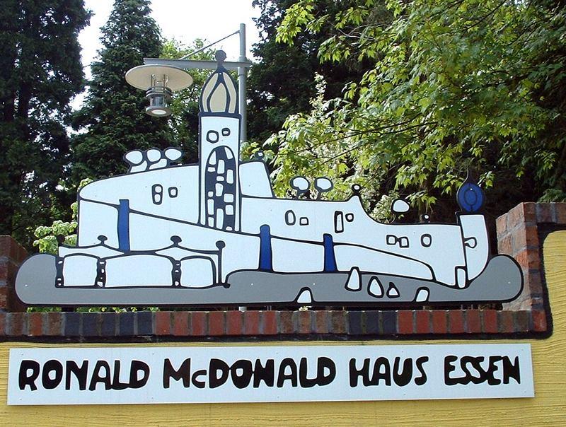 Ronald McDonald Haus IV
