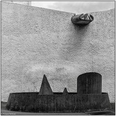 Ronchamp - Architekturdetails
