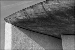 Ronchamp - Detail in SW
