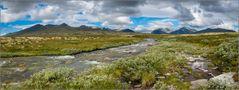 Rondane-Nationalpark, Ende Juli 2020