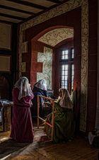 Ronneburg - die drei Hofdamen